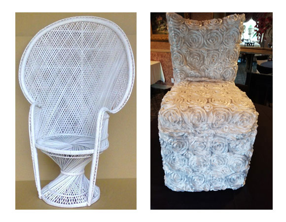 Chair Bridal or Shower